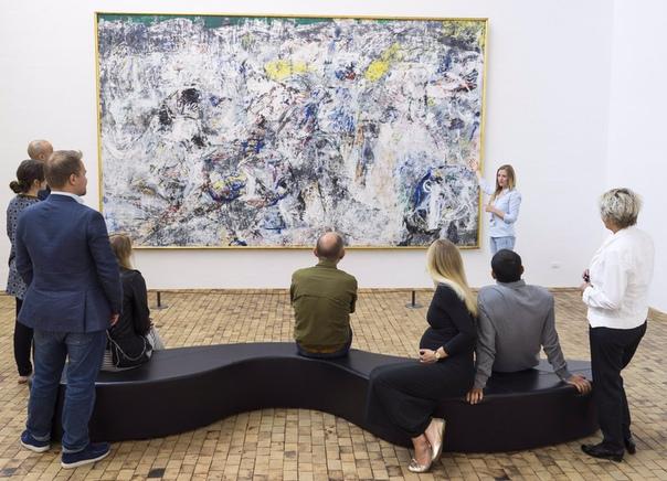 Музей искусств Асгера Йорна (город Силькеборг, Дания).