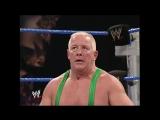 Finlay Vs Kane - Belfast Brawl - SmackDown 14.09.2007