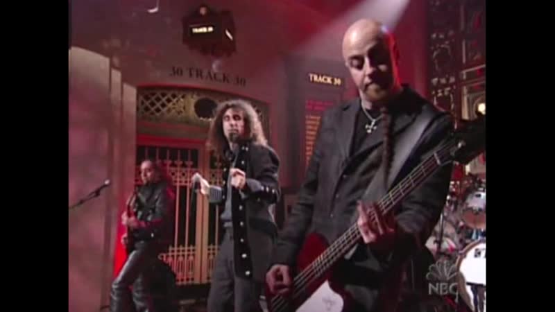System Of A Down - Live In SNL 2005