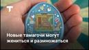 В Японии представили новую версию Tamagotchi