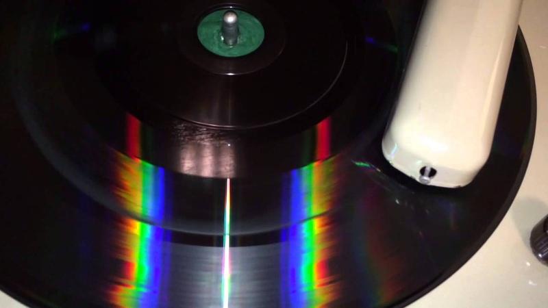 Cutting a record onto an RCA Selectavision CED video disc? Sound Recording.
