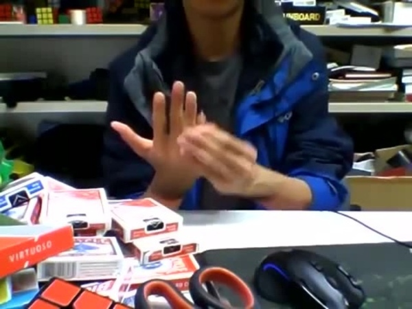Fingers magic 