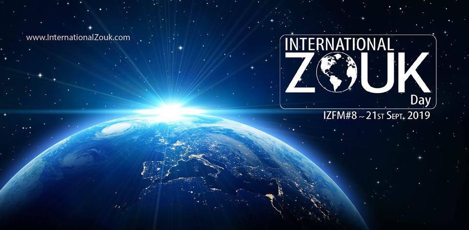 Афиша Международный Зук Флешмоб IZD 2019 Krasnodar