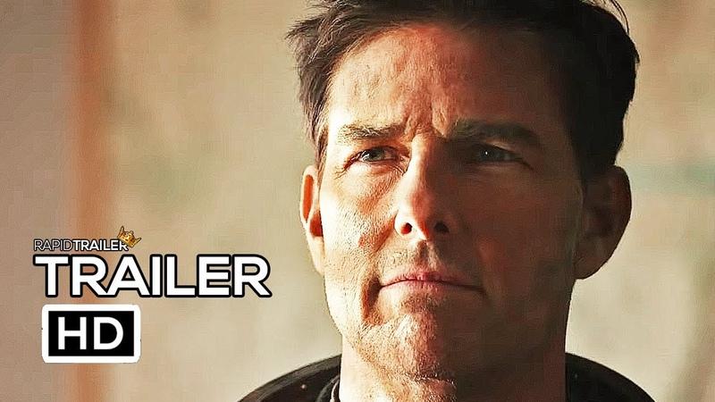 TOP GUN 2 MAVERICK Official Trailer (2020) Tom Cruise, Jennifer Connelly Movie HD