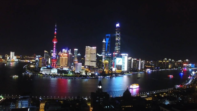 Feel the hustle and bustle of Shanghai! Host city of China's import expo
