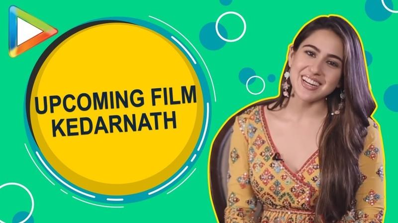 Sara Ali Khan on Kedarnath Saif Amrita Kareena Taimur Simmba more Full Interview