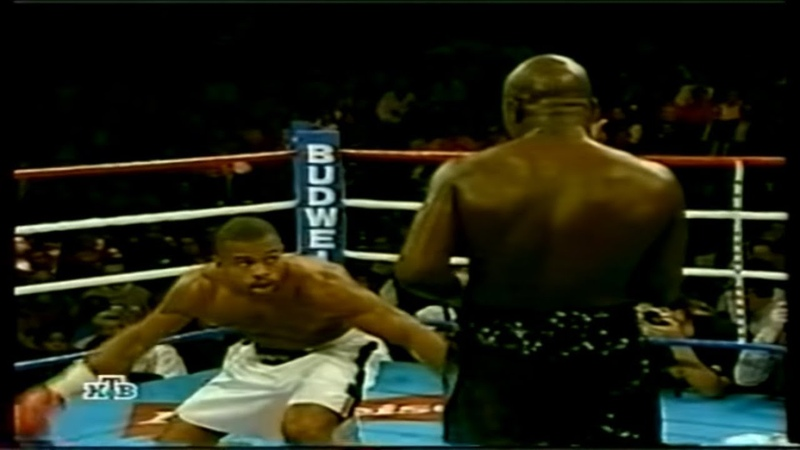 Рой Джонс Джеймс Тони Вл Гендлин ст Roy Jones Jr James Toney
