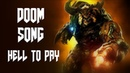 DOOM SONG - Hell to Pay by Miracle Of Sound Epic Metal