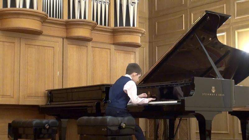A. Scriabin, Preludes №4 e-moll, №5 D-dur, op.11