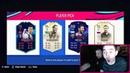 ЛУЧШИЕ ПАКИ СТРИМЕРОВ в FIFA 19 YASHIN IN A PACK RONALDO IN A PACK RONALDINHO IN A PACK