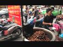 Еда на Чайнатауна Бангкок
