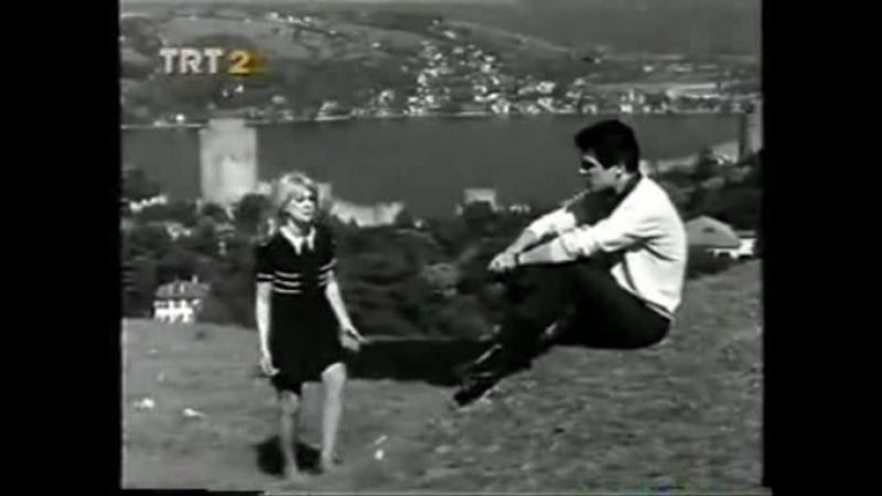 Arkadaşımın Aşkısın Kan Kardeşim Filmi 1968 İzzet Günay Filiz Akın Ekrem Bora