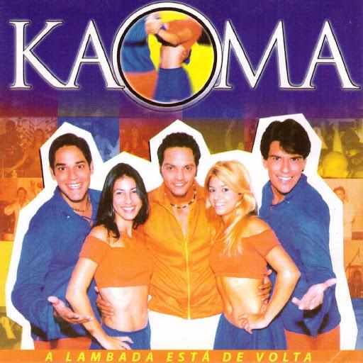 Kaoma альбом A Lambada Está de Volta