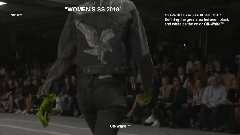 Off-White TRACK FIELD S/S 2019 Fashion Show