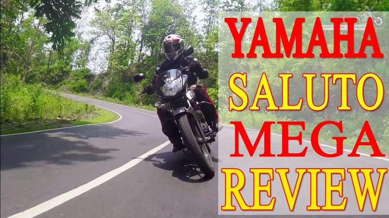 Yamaha Saluto 125 Mega Review (Bangla),Price In Bangladesh,Real Mileage Test,Top Speed,Expert Review