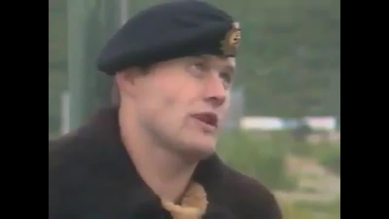 Передача Служу Советскому Союзу 1987 год про Морскую Пехоту Советского Союза