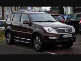 Подержанные автомобили - SsangYong Rexton