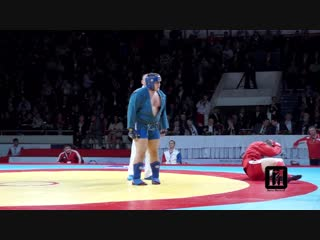 КИРИЛЛ СИДЕЛЬНИКОВ vs РУСЛАН АУШЕВ / финал Чемпионата Мира