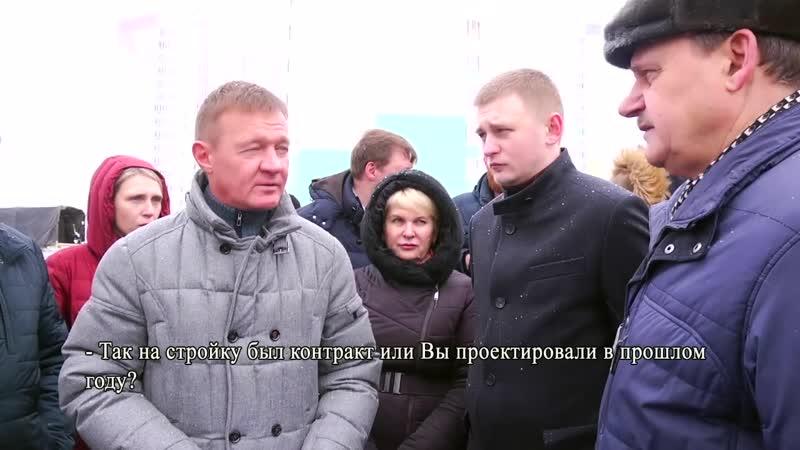 Старовойт увольняет начальника Курскводоканала за многолетнюю халатность и ложь гражданам