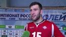 Обменялись победами с казанскими академиками ВК Тюмень провёл первые домашние матчи сезона