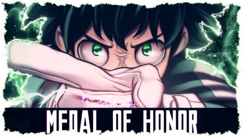 Boku No Hero Academia AMV/ASMV - Medal of Honor