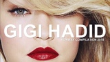 Gigi Hadid Runway Compilation 2018