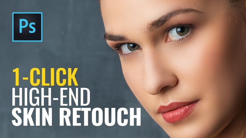 High-End Skin Softening in Photoshop | Remove Blemishes, Wrinkles, Acne Scars, Dark Spots (Easily)