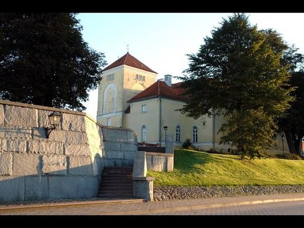 ВИНДАВСКИЙ ЗАМОК, Вентспилс(Виндава) (II) Ventspils viduslaiku pils (Castle) Schloß Windau,Windau