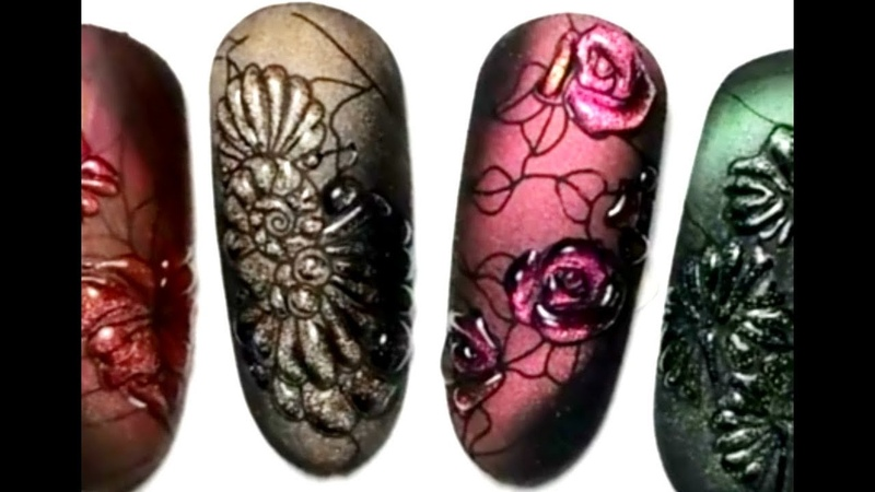 TOP 10 New Nail Art 2018 💖💖💖 The Best Nail Art Designs Tutorial ✔ | Design in Beauty-Nail Art ✅