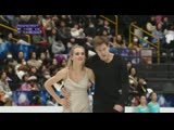 Виктория Синицина и Никита Кацалапов выиграли серебро чемпионата мира 2019! Произвольный танец.