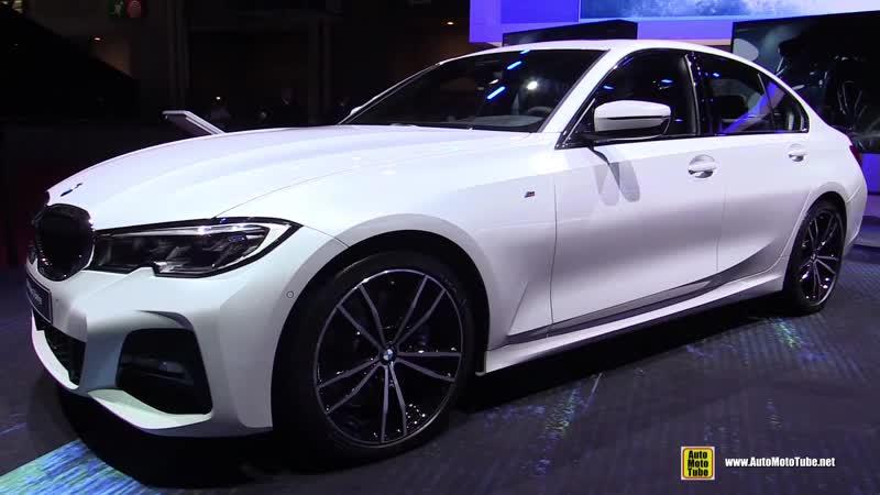 2019 BMW 3-Series 320d xDrive M-Sport 190hp - Exterior and Interior Walkaround