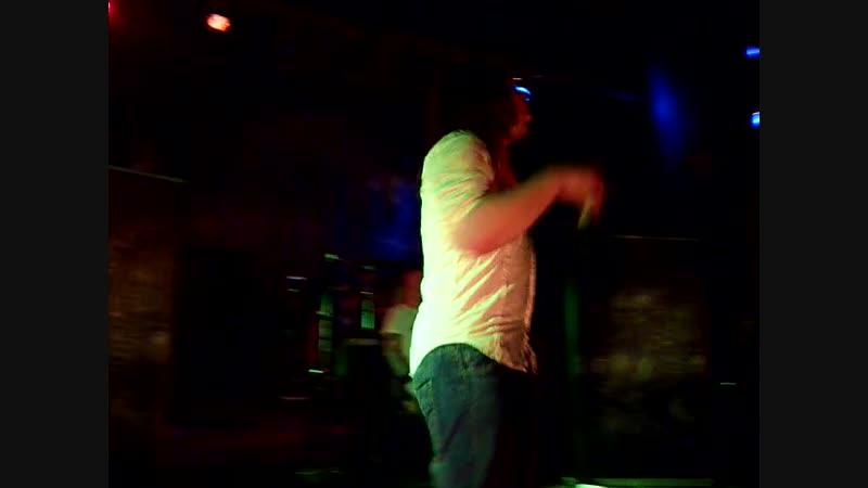 Rashamba - Концерт в Саратове в рок-клубе Варьете 26.10.2009