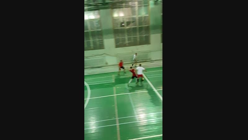 Футбол на Партизанской