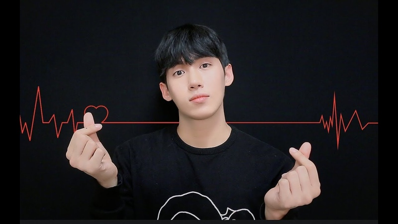 [ASMR] 잠이 오는 100% 심장소리 💤 Heartbeat ASMR, No talking   Korean Male 남자   베일드