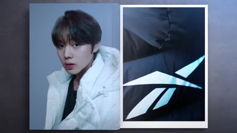 [CF] Reebok Classic Vector Down JK With Wanna One