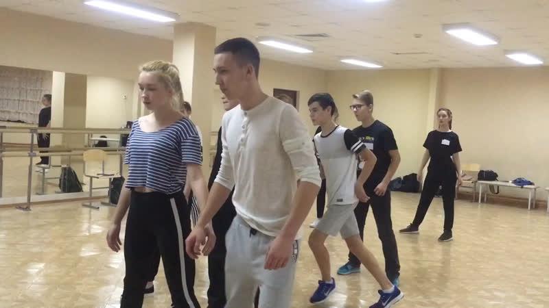 Каюм Мухтаров Мисс и Мистер Лицей 2018