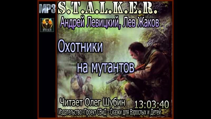 S.T.A.L.K.E.R 4. Охотники на мутантов. Андрей Левицкий, Лев Жаков. (Химик и Пригоршня)