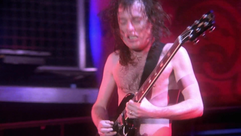 AC_⁄DC - Whole Lotta Rosie (from Live At Donington)