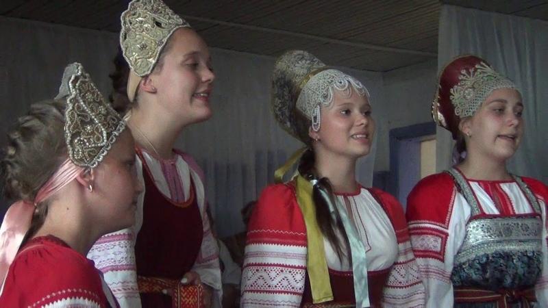 Да не по морюшку лебёдушка. Кудесы. Буряк. Tradition. Folklore. लोक-साहित्य. הפסטיבל