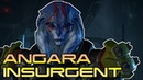 Angara Insurgent Gold SOLO Mass Effect Andromeda Multiplayer BUILD and GUIDE