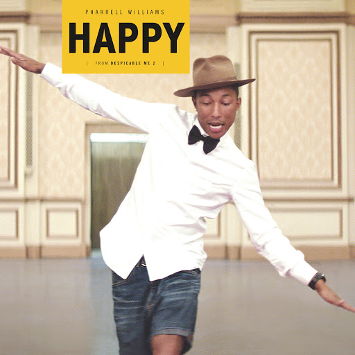 """Pharrell Williams альбом Happy (From """"Despicable Me 2"""")"""