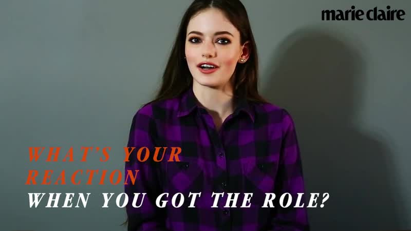 Marie Claire Malaysia Exclusive Interview with Mackenzie Foy