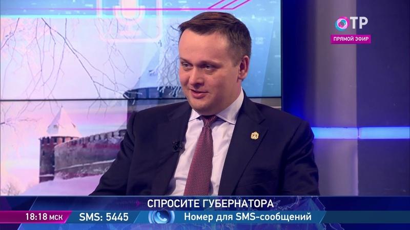 Андрей Никитин: У нас нет нефти и алмазов, но новгородский Кремль - это вечное богатство