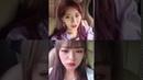 BADKIZ Somin (장소민) ft. Hanbit (김서현) Instagram Live [180907]