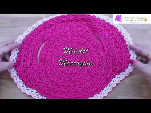 Chaleco Crochet 0 - 3 meses y cualquier talla