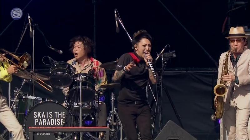Tokyo Ska Paradise Orchestra - GUNSHOTS (feat. MAH (SiM)) (SiM Cover)ペドラーズ