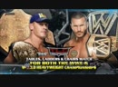 (WWE Mania) TLC 2013 John Cena (c) vs Randy Orton (c) - WWE World Heavyweight Championship (Tables, Ladders Chairs Match