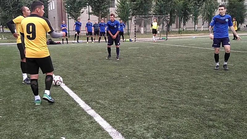 Unity Лига 1. 6-й тур. БАРЫС -2:1- BAYKEN 26 августа