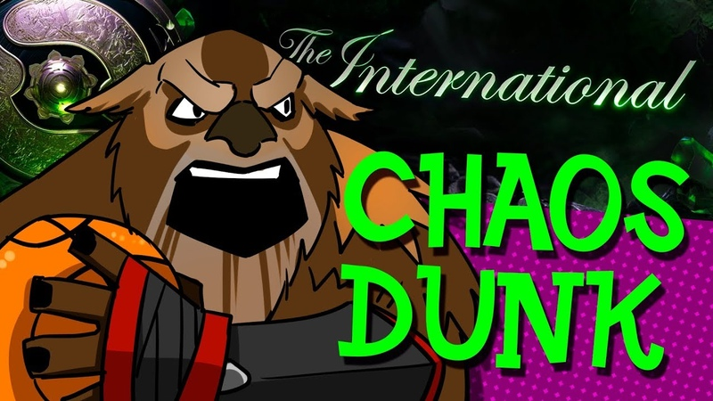 DOTA BANG BANG 12 | THE INTERNATIONAL CHAOS DUNK
