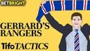Steven Gerrard's Rangers | Tactics Explained